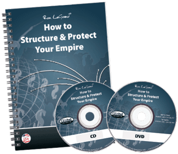 How to Structure & Protect Your Empire course