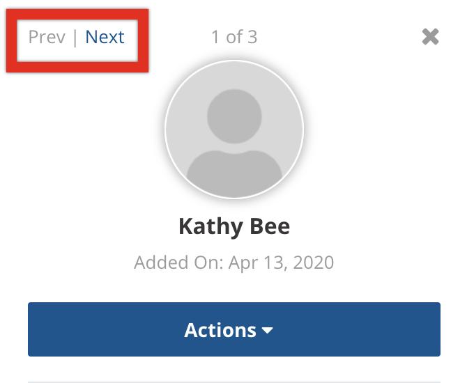 Kathy Bee Next